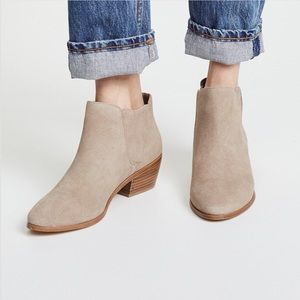 Joie | Barlow Suede Ankle Booties